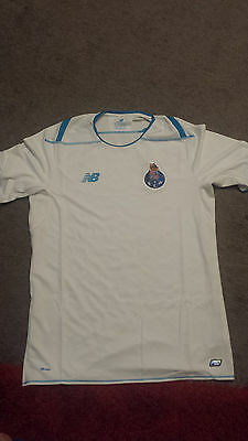 Maillot Foot Fc Porto Taille Xl New Balance Neuf Et Authentique Brahimi