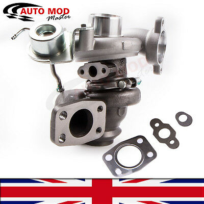 Turbocharger Turbo FIT Citroen Peugeot Ford Focus 1.6 HDI 90BHP TD025 Turbolader