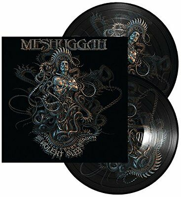 Meshuggah - The Violent Sleep Of Reason - Sealed Double Picture Disc Vinyl LP