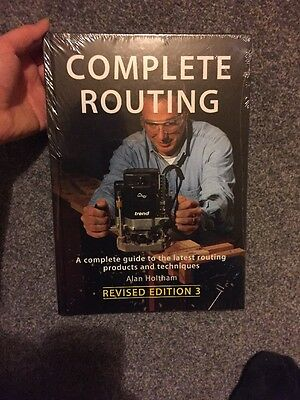 Trend Complete Routing Book