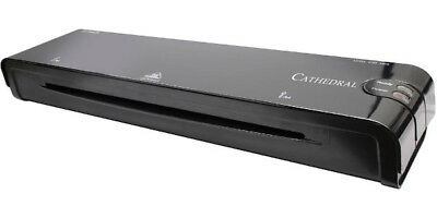 A3 & A4 Laminators - Cathedral Products Brand - Includes Laminating Pouches