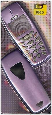 New!! Purple Housing / Fascia / Cover / Case for Nokia 3510 / 3510i