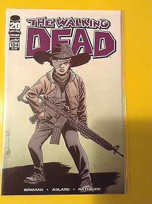 The Walking Dead 104 Vo Anglais
