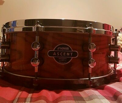 Sonor Ascent Beech Shell Snare Drum