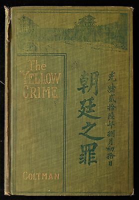 BELEAGUERED IN PEKING-THE BOXER'S WAR Robert Coltman 1901 China military account