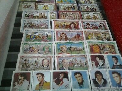 Timbres des colonnie anglaise neuf+++