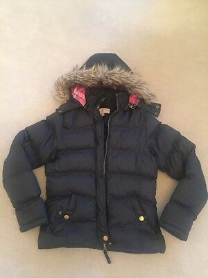 Girls Board Angels Puffer/Padded Jacket Age 9-10