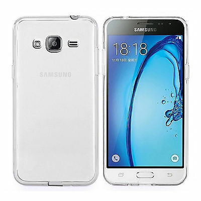 Transparent Ultra Thin Tpu Gel Case Cover For Samsung Galaxy J3 2016