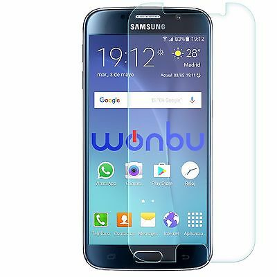 Tempered Glass Film Screen Protector For Samsung Galaxy S6 Sm- G920F