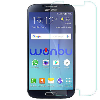Tempered Glass Film Screen Protector For Samsung Galaxy S4 I9500 I9505