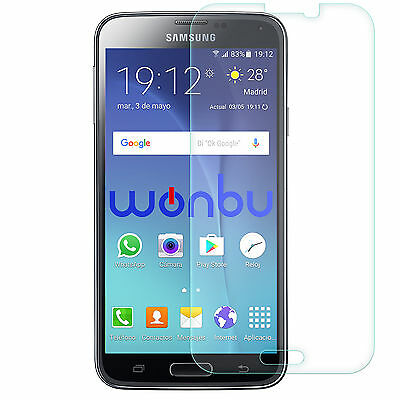 Tempered Glass Film Screen Protector For Samsung Galaxy S5 I9600 G900 G900f