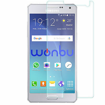 Tempered Glass Film Screen Protector For Samsung Galaxy A5 A500fu A500f