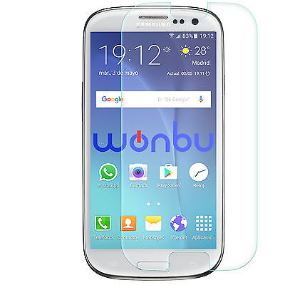 Tempered Glass Film Screen Protector For Samsung Galaxy S3 I9300 I9301