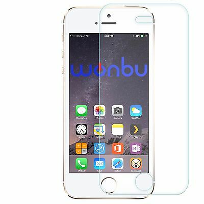 Tempered Glass Film Screen Protector For Iphone 5 / 5S / 5C / Se