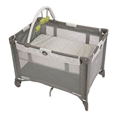 Pack N Play Playard Travel Graco With Bassinet Mobile Baby Bed Portable Crib