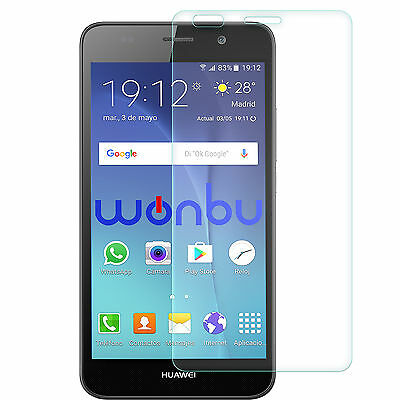 Tempered Glass Film Screen Protector For Huawei Ascend Y6