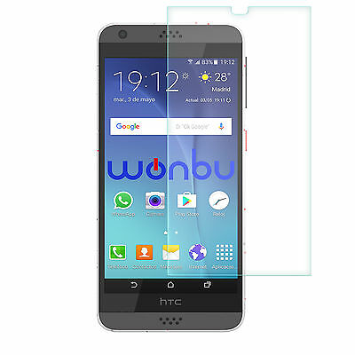 Tempered Glass Film Screen Protector For Htc Desire 530