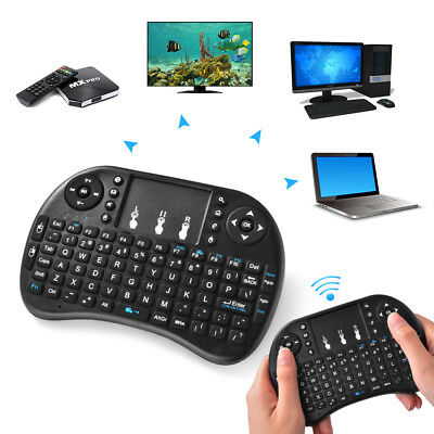 2.4G Mini Wireless Keyboard Air Mouse Touchpad for Android Smart TV Box AC624