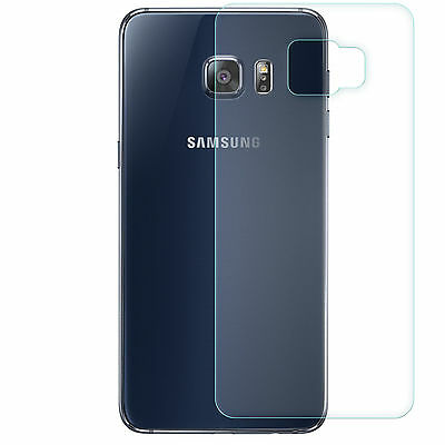 Tempered Glass Film Screen Protector For Samsung Galaxy S6 Back