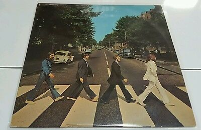 THE BEATLES-Abbey road(LP)1969 ODEON SPAIN EX-