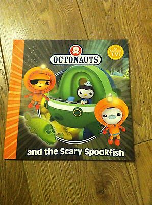 Octonauts And The Scary Spookfish Book