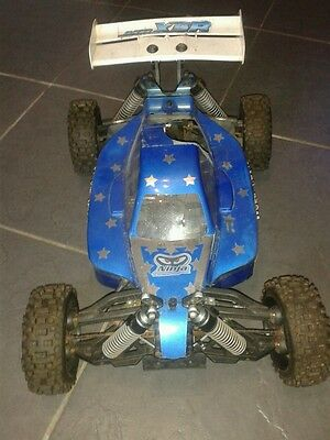 Mugen MBX 5 R Nitro or Electric Buggy RC 1/8 scale