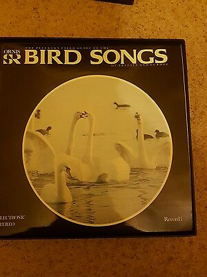 Bird songs records 1-12 Palmer Boswall