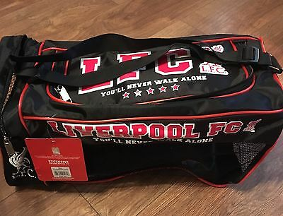 Liverpool FC You'll Never Walk Alone Football Sports Childrens/Youth Sports Bag