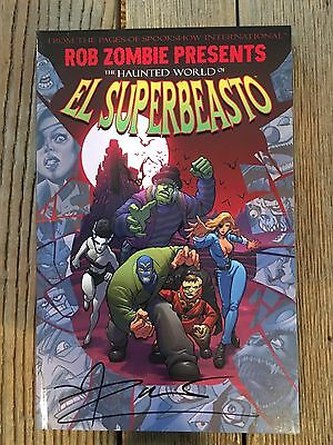 THE HAUNTED WORLD OF EL SUPERBEASTO by Rob Zombie
