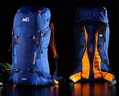 MILLET prolighter 38 +10L pack mountaineering ski touring ice climbing backpack