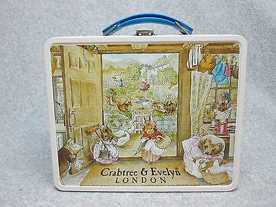 Best On eBay 1985 CRABTREE & EVELYN French LUNCHBOX   MiNt UNUSED   C#9.9+++++