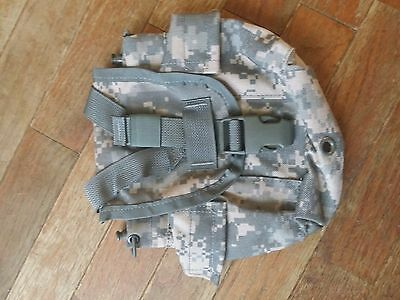Used Molle II Canteen Pouch, Utility Pouch, General Purpose Pouch ACU