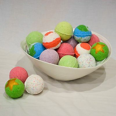 3 HANDCRAFTED BATH BOMBS: Choose any 3 for $10