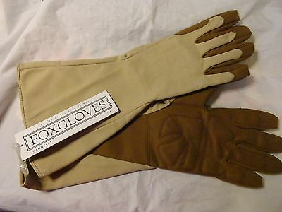 Foxgloves Extra Protection Gauntlet  Gardening Gloves large