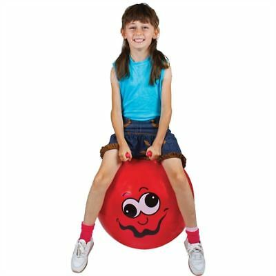 Space Hopper - Jump N Bounce Happy Ball Kids Childrens Outdoor Toy Game