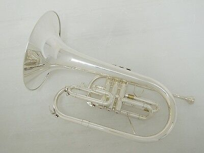 Steely SMP-100S Marching Melophone with Hard Case O2170086