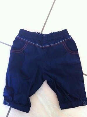 Sprout Navy Pants For Baby Boy Or Girl Sz 000