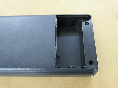 026 - Enclosure / case / box for remote control with battery compartment