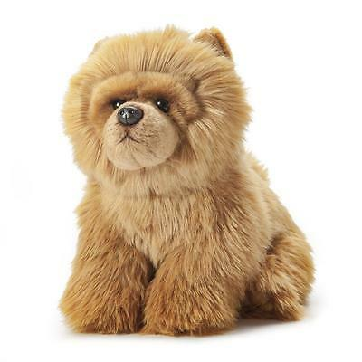 Demdaco Chow Chow dog Large Plush Kids Toys soft good quility Washable Gifts
