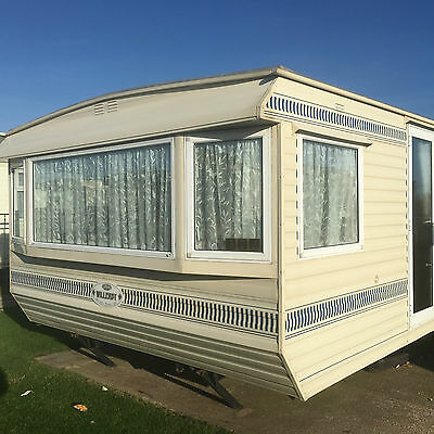 Willerby Granada 35'x12'x2 Bed Static Caravan Off Site VGC for age DG/CH