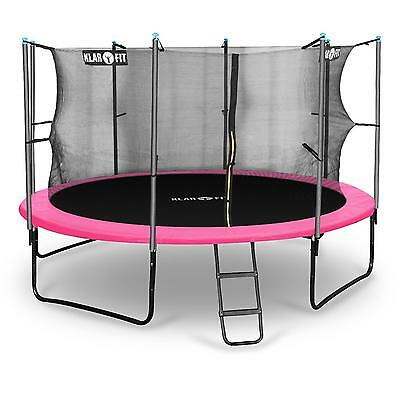 BIG TRAMPOLINE Inc. WIDE LADDER / SAFETY NET / OUTDOOR COVER * FREE P&P UK OFFER