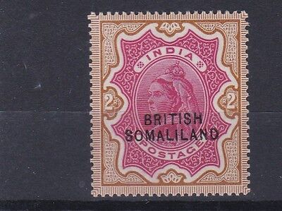 Somaliland  1903   S G 22  2R Carmine & Yellow Brown  V L M H Cat £130