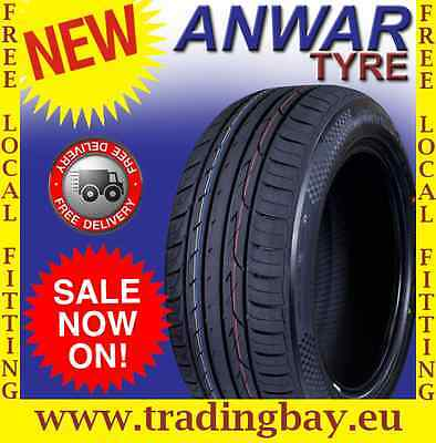 X2 Brand New Budget Tyres 205/55/16 - 205 55 16 - FREE Fitting - PAIR