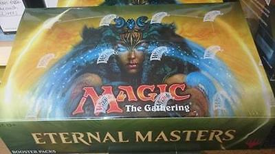Magic The Gathering Eternal Masters Booster Box MTG New Factory Sealed
