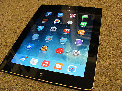 "Apple Ipad 2 A1395 16GB WIFI 9.7"" TABLET TOUCHSCREEN Good Condition"