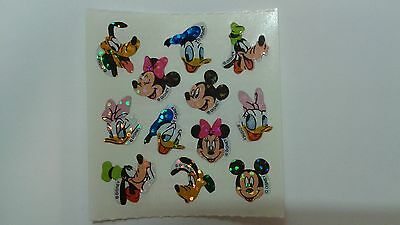 Sandylion Scrapbooking Mickey & Minnie Mouse, Donald & Daisy Duck, Goofy (1 Mod)