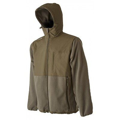 NEW Trakker Polar Fleece Fishing Jacket - LARGE - 207303