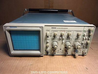 Tektronix 2235A 100Mhz 2 Channel Analog Oscilloscope OSZILLOSKOP EXCL CABLES