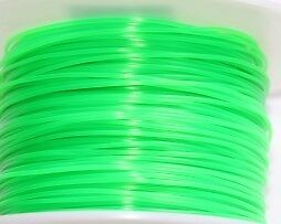 Consommable imprimante 3D - Filament 1,75 mm - Vert Semi-Translucide (GREEN)