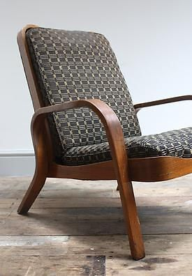 RARE ERIC LYONS LOUNGE CHAIR VINTAGE RETRO 50's MID CENTURY LOUNGE CHAIR